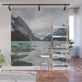 Lake Louise | Alberta Landscape Photography Wall Mural