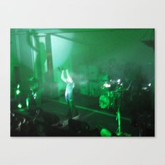 Live In Concert: DISCIPLE Canvas Print