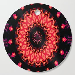 Energy in the Transformation of Spirituality Cutting Board