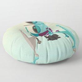 Rocket X Floor Pillow