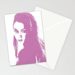 Zara Larsson Stationery Cards