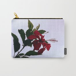 Aloha Hibiscus Carry-All Pouch