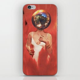 Discoteque iPhone Skin