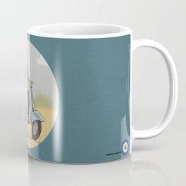 Head over Wheels Coffee Mug