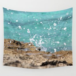Spash Wall Tapestry