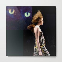 catwalk 002 Metal Print