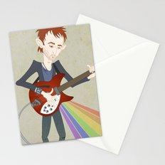 Radiohead Thom in Rainbows Stationery Cards