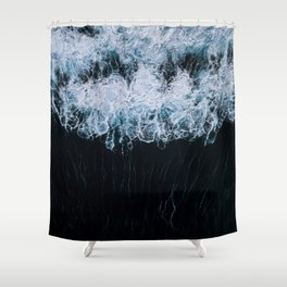 The Color of Water - Seascape Shower Curtain