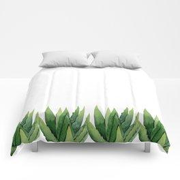 Aloe Vera. Comforters