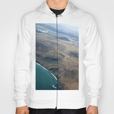 Iceland From Air Hoody