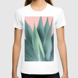 Agave crown T-shirt