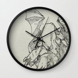 CTHULATHON: 237 Wall Clock