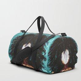 Naturally I TEAL Duffle Bag
