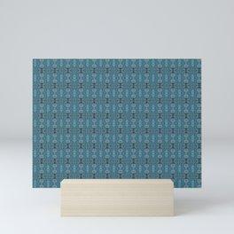 Blue Waters Mini Art Print