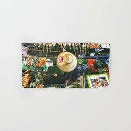 Bangkok Street Food Hand & Bath Towel