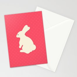 Cute bunny Stationery Cards