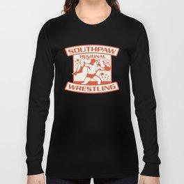 Southpaw regional wrestling Long Sleeve T-shirt