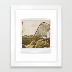 Jazzland III Framed Art Print