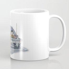 Ferries - nyc vs istanbul Coffee Mug