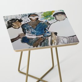 Bronx Family Side Table