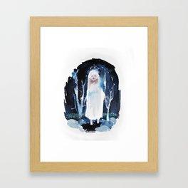 River Spirit Framed Art Print