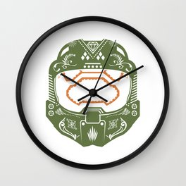 Day of the dead - M. Chief Wall Clock