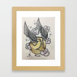 To Conquer Framed Art Print