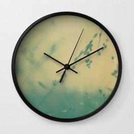 Dreamy Dusk Wall Clock