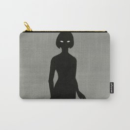 Woman in Black or Her Imperial Majesty The Empress Carry-All Pouch