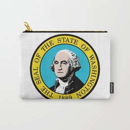 Washington State Seal Carry-All Pouch