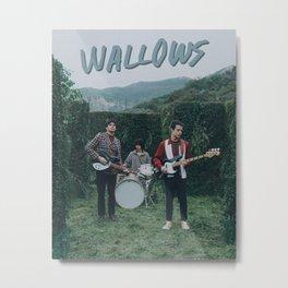 Wallows Garden Metal Print