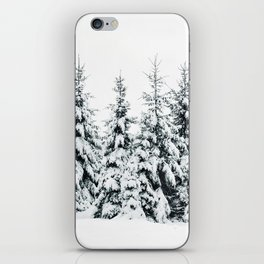 Snow Porn iPhone Skin