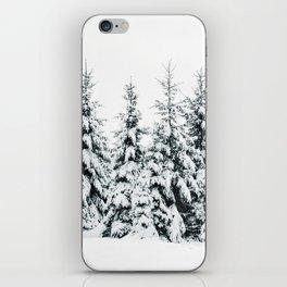 Snow Porn iPhone Skin