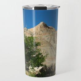 Rugged Landscape Tree Travel Mug
