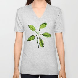 New Growth Unisex V-Neck