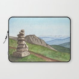 Let's Go Hiking Laptop Sleeve