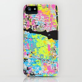 Density iPhone Case