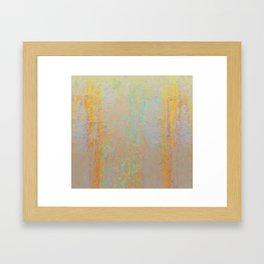 A Good Life Framed Art Print