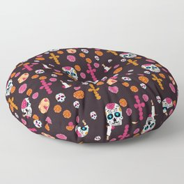 Dia de muertos Floor Pillow