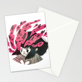 Nature vs Nurture Stationery Cards