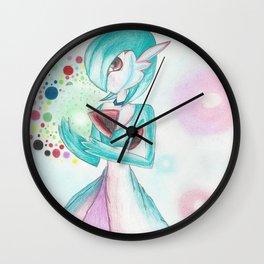 Gardevoir Wall Clock