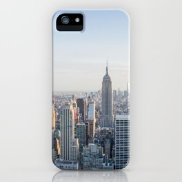 Towers - City Urban Landscape Photography iPhone Case