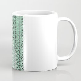 Studded Southwest Stripe on Mediterranean Mint 1@50 Coffee Mug