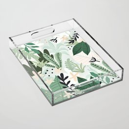 Into the jungle II Acrylic Tray