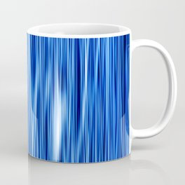 Ambient #8 in electric blue Coffee Mug