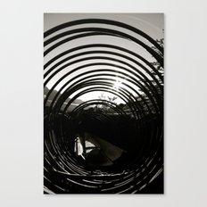 Coiled Canvas Print