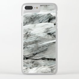 Vatnajökull Clear iPhone Case