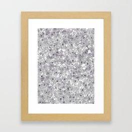 forest011 Framed Art Print