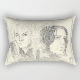 Magick Lives Forever Rectangular Pillow