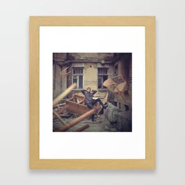 The Italian New Year Framed Art Print
